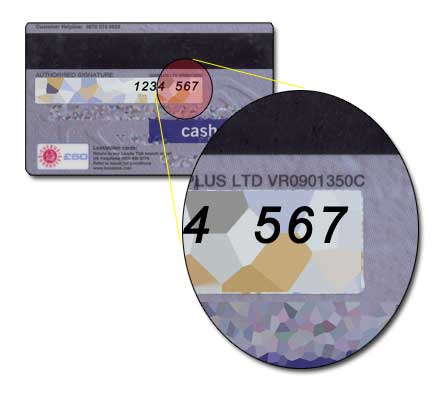 visa credit card numbers and security codes. Your Card Security Code is the